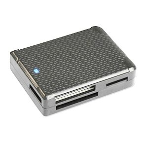 Lecteur de cartes USB neuf