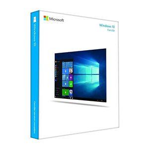 Installation Windows 10 Home